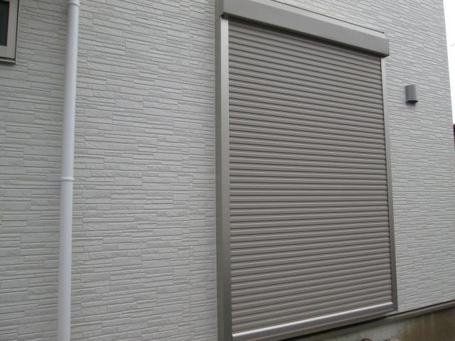 窓シャッターの種類と特徴
